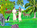 Bible Study on Adam and Eve for children